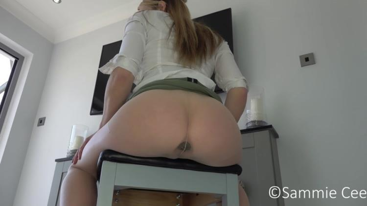 Pantyhose Poop with sammiecee [2021 | FullHD]