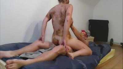 fuck each other and fuck a dildo (2_2) with Versauteschnukkis [2021 | FullHD]